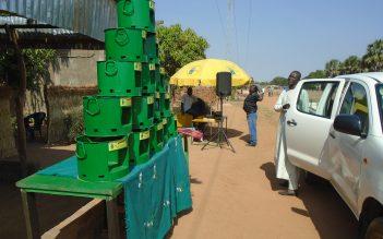 Filières cuiseurs économes au Tchad