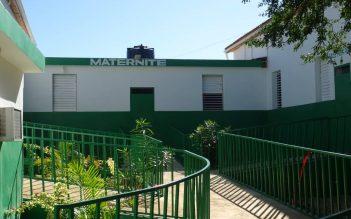 Une nouvelle maternité dans le Nord Ouest d'Haïti !