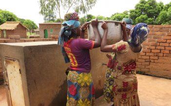 Consolidation du service public de l'eau, amélioration de l'assainissement et gestion des boues- Tchad