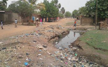 Lutte contre les inondations à Moundou (PLIM))-Tchad