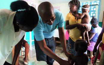 Appui à la santé materno-infantile dans le Nord Ouest (TIMAMA)-Haïti