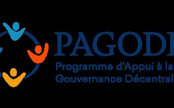 Programme d'Appui à la GOuvernance DÉcentralisée -PAGODE