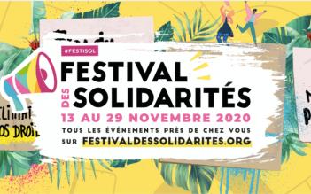 #FESTISOL2020 : POUR UN CLIMAT DE SOLIDARITÉ