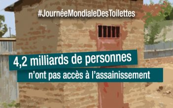 #JournéeMondialeDesToilettes: un accès encore insuffisant