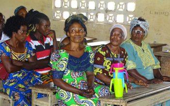 Les femmes  au cœur du développement local au Congo