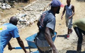 [RetourSur] Dans le NOrd Ouest haïtien, des projets concrets