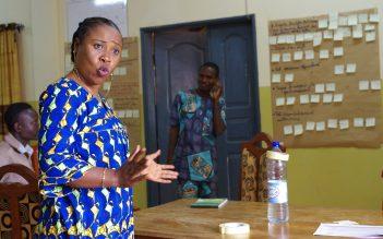 [INNOVATION] Continuer à renforcer les compétences des organisations en Afrique et en Haïti pour plus d'autonomie !