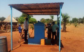 L'accès à l'eau pour 9000 personnes à Moundou !