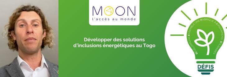 Électrifier une région au Togo