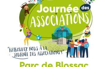 [SAVETHEDATE] RDV à la Journée des Associations de Poitiers le dimanche 12 septembre !