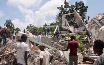 Séisme en Haïti : le Sud Ouest dans l'urgence